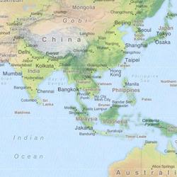 Longdo Map 2012Q2
